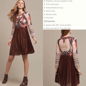 Anthro Eastberry Dress by Moulinette Soeurs, 8P